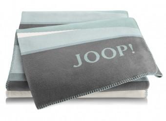 Joop!-Plaid-Bright-aqua-schiefer