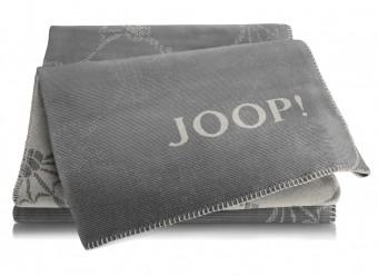 Joop!-Plaid-Cornflower-Double-ash-graphit
