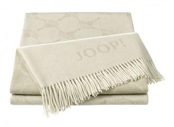 Joop!-Plaid-Faded-Cornflower-natur