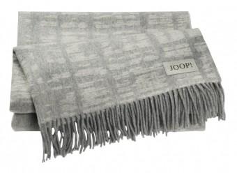 Joop!-Plaid-Shadow-silber