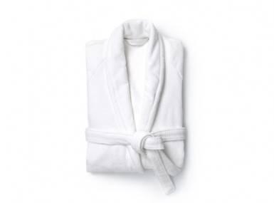 Vorschaubild schlossberg bademantel herren coshmere blanc