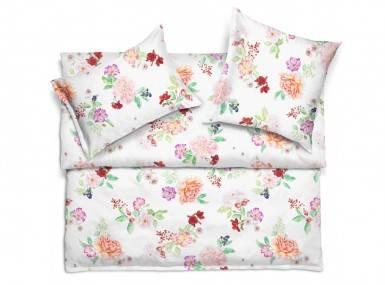 Vorschaubild schlossberg bettwaesche rosa satin blanc
