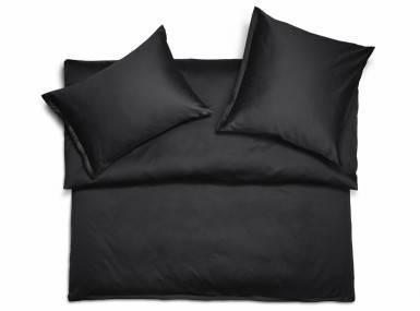 Vorschaubild schlossberg bettwaesche satin uni noir