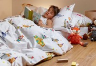 Für kleine Träumer: Bettwäsche Circo